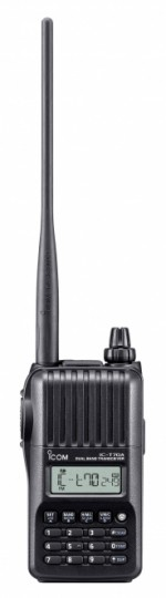 ICOM RADIO IC-T70A