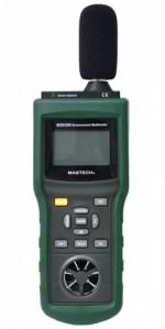 Medidor de Meio Ambiente multifuncional Modelo MS-6300