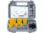 TOLSEN KIT BROCA METAL 75861 09 PCS