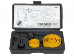 TOLSEN KIT SERRA COPO 75865 11 PCS