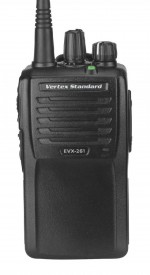 VERTEX RADIO HT EVX-261 UHF 16C DIG