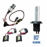 Kit Xenon HID7 DC Cor 4300K 12volts 35watts