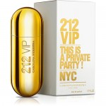 Perfume Carolina Herrera 212 Sexy Men Vip Feminino 80Ml