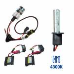 Kit Xenon HID1 DC Cor 4300K 12volts 35watts