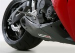 Escape Taylor Made Racing Honda CBR1000RR 2008-2011