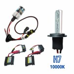 Kit Xenon HID7 DC Cor 10000K 12volts 35watts