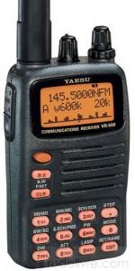 Rádio Yaesu   Receptor     VR-500