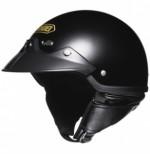 SHOEI CAPACETE SANTA CRUZ BLACK S 55 - 56