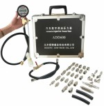 Automotivo Fuel Injection Pressure Digital Tester Kit ADD600
