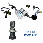 VOYAGER LAMPADA XENON HID4M AC COR 6000k 12V 35W