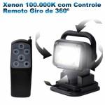 Lanterna Voyager Xenon VR-8900 Wireless Controle 360 grau