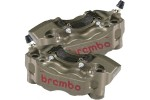 Brembo Caliper Kit HPK Machined Radial - (220A16810)
