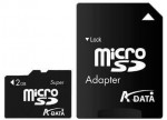 Memoria Adata Micro Sd 2GB Sem Cartela