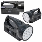 Lanterna  e USB Speaker Voyager VRL-2945 1600MA