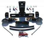 Eliminador De Rabeta Yamaha YZF-R1 (2009 - 2011)