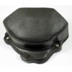 Fibra Carbon 2008-2011 Honda CBR 600RR Engine Cover Left