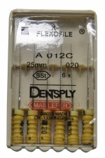 Dent Dentsply Maillefer K-FLEXOFILE 25mm 20