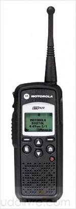 Rádio  Motorola   VHF  DTR-620  Digital