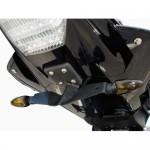 Eliminador De Rabeta Yamaha YZF R6 2008-2011 Eliminator + License LED + Turn Signals