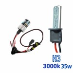 VOYAGER LAMPADA XENON HID3 AC COR 3000K 12V 35W