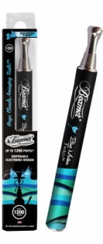 Cigarro Electronico Beamer Hookah 1200 Blue Mother