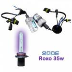 VOYAGER LAMPADA XENON HID9006 AC COR ROXO 12V 35W