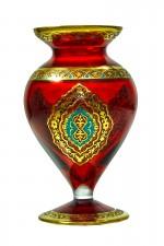 Vaso Tek Art Firuze Vermelho