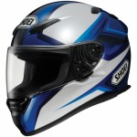 SHOEI CAPACETE SHOEI RF-1100 CHROMA TC-2 XL 61 - 62