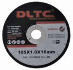 TITAN DISCO METAL A01002 105X1.2X16