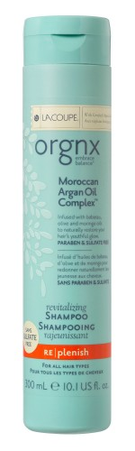 Shampoo LA COUPE  ARGAN  300 ML