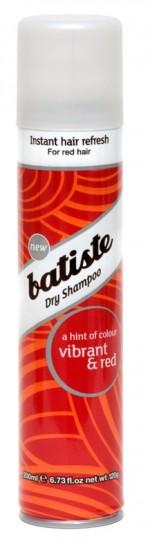 BATISTE SHAMPOO RED