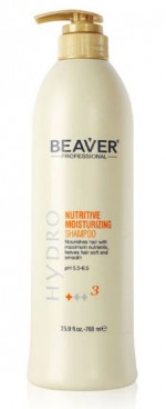 Shampoo Beaver Nutritive Moisturing